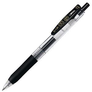 ゼブラサラサクリップジェルボールペン0.7太字(黒)【10個セット】31-617
