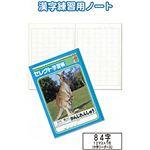 学習帳K-45かんじれんしゅう84字 【10個セット】 31-381