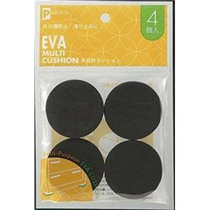 多目的EVAクッション4P(直径6cm)【12個セット】3438