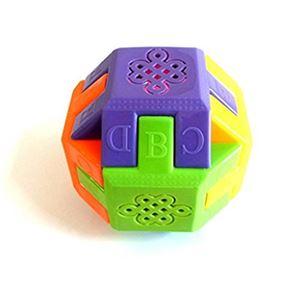 組み立てボックス(鈴入りボール付き) 【12個セット】 7598
