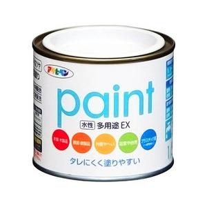 水性多用途EX 黒 1/5L【5個セット】