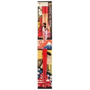 田中箸店 日本デザイン箸 歌麿 22.5? 068183