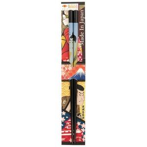 田中箸店 日本デザイン箸 写楽 22.5? 068176の画像1