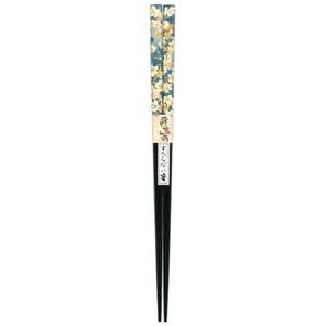 日本製 Japan 若狭 田中箸店 和紙桜 22.5cm 005102