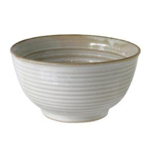 粉引 麺丼 (403205)【24個セット】 R-025