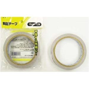 両面テープ 15mmX12m 【12個セット】 404-14
