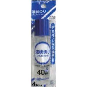 液状のり 40ml SY-003 【10個セット】