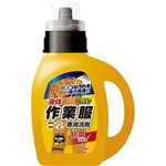 LC作業服専用液体洗剤本体800g 46-217 【120個セット】