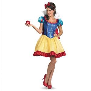 ディズニー DISNEY 白雪姫 コスチューム ディズニープリンセス ドレスS