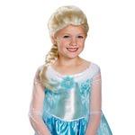 ディズニー DISNEY アナと雪の女王 グッズ エルサ子供用 ウィッグ