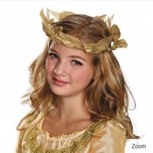 ディズニー DISNEY 眠れる森の美女 オーロラ姫 戴冠式 ヘッドピース - 拡大画像