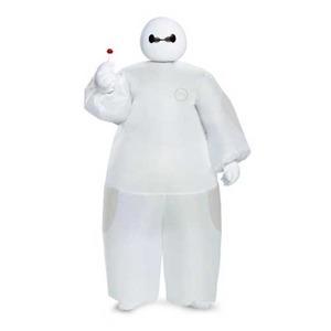 ディズニー DISNEY ベイマックス 膨張式 子供用 コスチューム White Baymax Inflatable 90921 h01