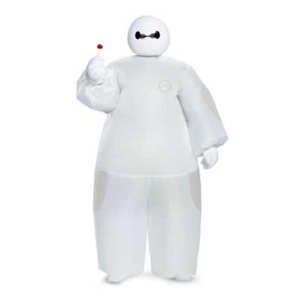 ディズニー DISNEY ベイマックス 膨張式 子供用 コスチューム White Baymax Inflatable 90921f00