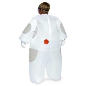 ディズニー DISNEY ベイマックス 膨張式 子供用 コスチューム White Baymax Inflatable 90921 h03