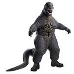 ゴジラの膨張式 大人用 コスチューム Inflatable Deluxe Adult Godzilla Costume 880856 ハロウィン