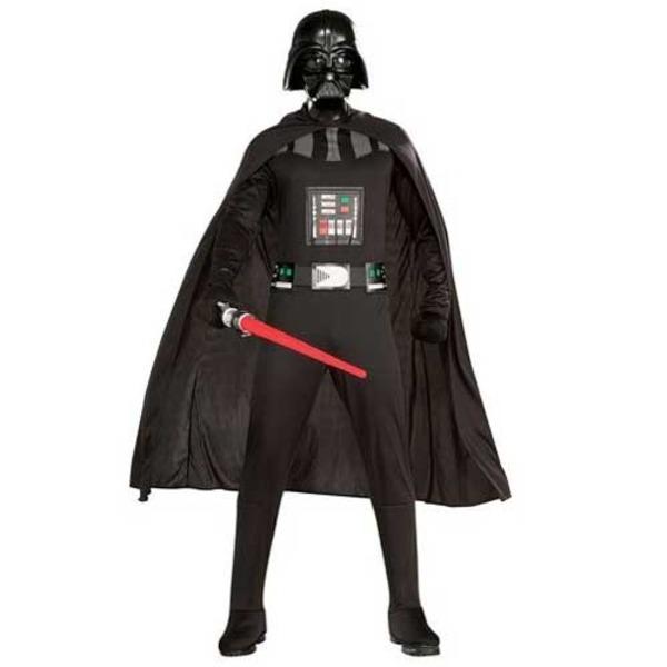 スターウォーズ ダースベイダー 大人用 コスチューム Adult Darth Vader Costume 888003f00
