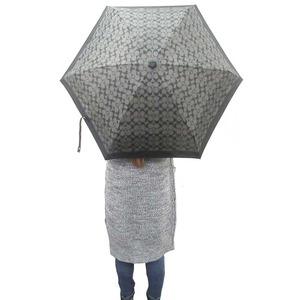 コーチ 傘 母の日ギフトセット COACH アウトレット シグネチャー ミニ アンブレラ 折り畳み傘 プリザーブドフラワーセット