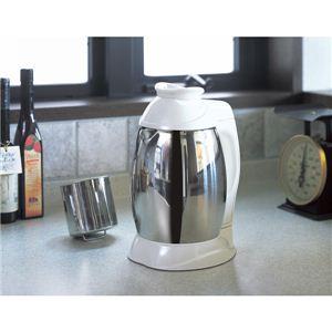 アピス 豆乳&スープメーカー ASM-290 豆乳&スープメーカー 13-0321-028 - 拡大画像