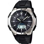 カシオ 電波腕時計 WVA-6 WVA-620J-1AJF電波腕時計 13-0375-048