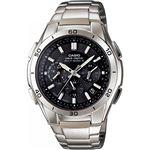 カシオ 電波腕時計 BK WVQ-M410D-1AJF電波腕時計黒 ブラック 13-0375-080