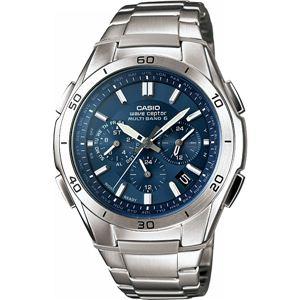 カシオ 電波腕時計BL WVQ-M410D-2AJF電波腕時計青 ブルー 13-0375-099 - 拡大画像