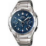 カシオ 電波腕時計BL WVQ-M410D-2AJF電波腕時計青 ブルー 13-0375-099