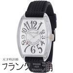 フランク三浦 FRANK MIURA 四号機(改) スペシャルギョーシェダイヤル ホワイト文字盤 クオーツ メンズ 腕時計 FM04NK-WH
