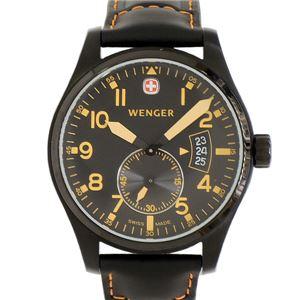 メンズウオッチ 男性用腕時計 WENGER(ウェンガー) 72473 (クォーツ・電池式・アナログ) - 拡大画像