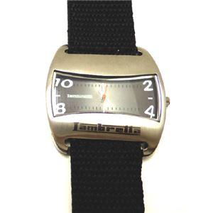 Lambretta(ランブレッタ) 2054/BK (nylon)(クオーツ式腕時計・アナログ) - 拡大画像