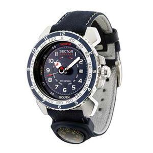 SECTOR(セクター)腕時計 CENTURION 3251103001 (クォーツ・電池式・アナログ) - 拡大画像
