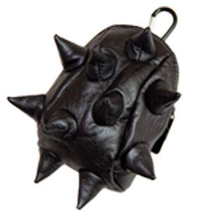 トゲポーチ(BLACK) CG-001-01 - 拡大画像