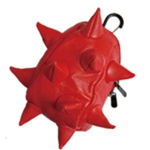 トゲポーチ(RED) CG-001-03 - 拡大画像