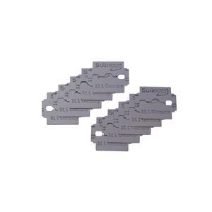 ゾーリンゲン タコの目カッター 替刃10枚組 2個セット