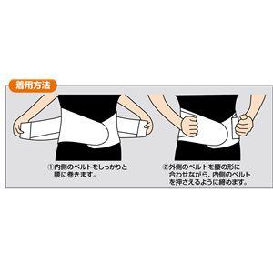 セルヴァン 腰椎コルセット M〜Lの紹介画像4