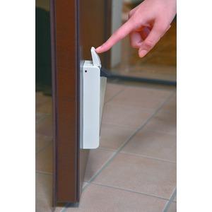 ドアストッパー ポルテ ホワイト (機能簡易パッケージ)