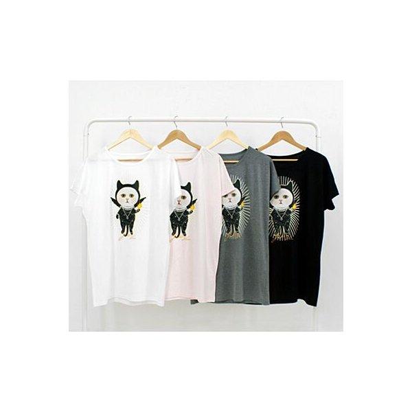 JETOY(ジェトイ) チューチューTシャツ/ルーズタイプ(パンク)WHf00