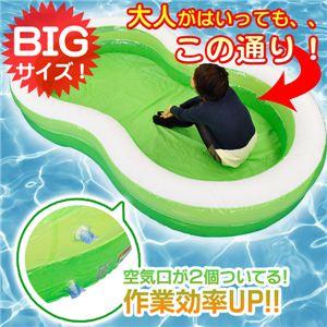 Bestway グリーンラグーン・ファミリープール IFD-174【5個セット】の写真2