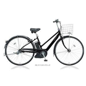 BRIDGESTONE (ブリヂストン) 自転車本体/電動自転車 A.C.L. 27インチ 内装3段 P.Xクリスタルブラック - 拡大画像