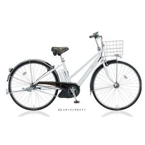 BRIDGESTONE (ブリヂストン) 自転車本体/電動自転車 A.C.L. 27インチ 内装3段 Xスタリンクホワイト - 拡大画像