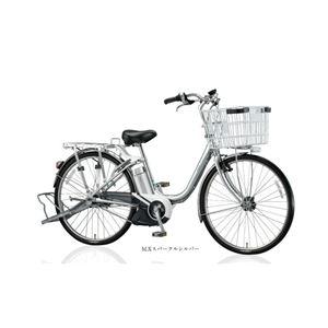 BRIDGESTONE (ブリヂストン) 自転車本体/電動自転車 アシスタビジネス S型 26インチ 内装3段 M.XRシルバー - 拡大画像