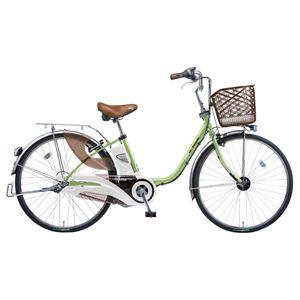 Panasonic(パナソニック) VIVI EX 26インチ アレックスフレーム 内装3段変速 オリーブ 電動補助自転車