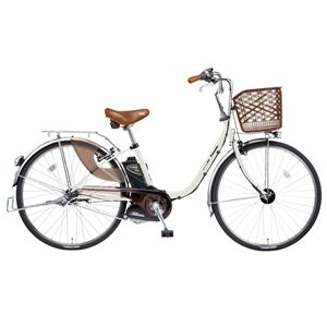 Panasonic(パナソニック) VIVI SX 26インチ アレックスフレーム 内装3段変速 ココモミルク 電動補助自転車