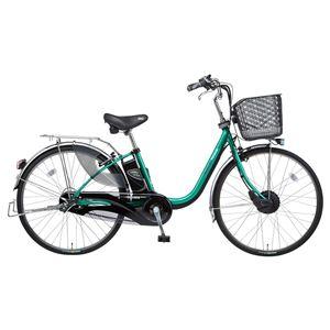 Panasonic(パナソニック) ViVi CHARGE W 26インチ アレックスフレーム 内装3段変速 エコグリーン 電動補助自転車