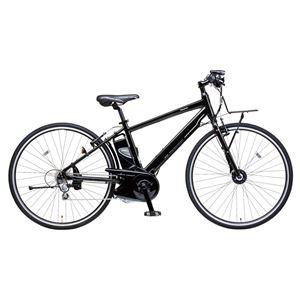 Panasonic(パナソニック) JETTER × 440mm アルミフレーム 10段変速 キャンディメタリックブラック 電動補助自転車