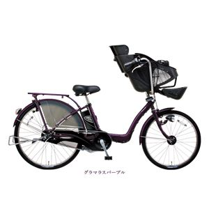 Panasonic(パナソニック) Gyutto グラマラスパープル (P9T) 電動補助自転車