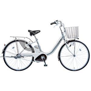 Panasonic(パナソニック) Vivi NX 24インチ シャトルシルバー (S4J) 電動補助自転車