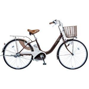 Panasonic(パナソニック) Vivi NX 26インチ スパークブラウン (T3E) 電動補助自転車