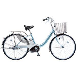 Panasonic(パナソニック) Vivi NX 26インチ TCブルー (VY2) 電動補助自転車