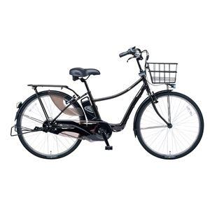 Panasonic(パナソニック) Vivi Strong 26インチ ピュアブラック (B01) 電動補助自転車