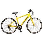 2013モデル DUCATI(ドゥカティ) 自転車本体/クロスバイク 700x28C YELLOW 21段変速 SDX-721